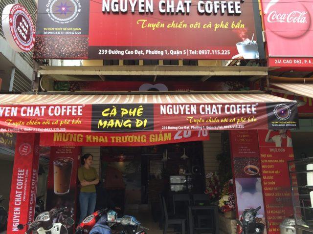 Muôn vàn những khó khăn trong kinh doanh, đặc biệt là kinh doanh cà phê.