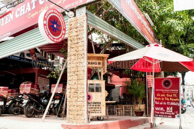 Tìm hiểu các gói dịch vụ khác của Nguyen Chat Coffee.