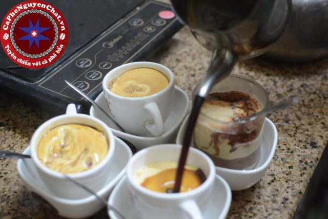 Những điểm lưu ý bạn không nên quên để có tách cafe trứng đúng chuẩn