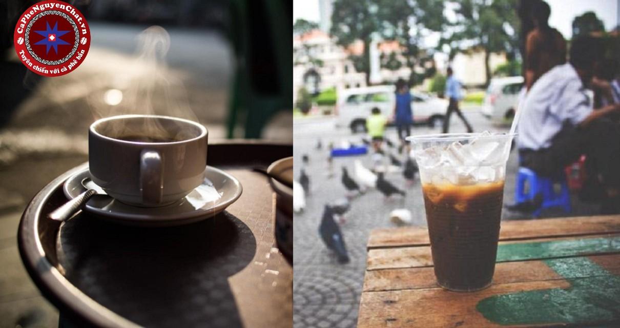 """Cafe bệt - thứ """"đặc sản"""" cafe Sài Gòn không thể thiếu trong cuộc sống thường nhật và bạn nên thử ít nhất một lần khi tới đây. Cùng Nguyên Chất Coffee lý giải sức hút của nó nhé"""