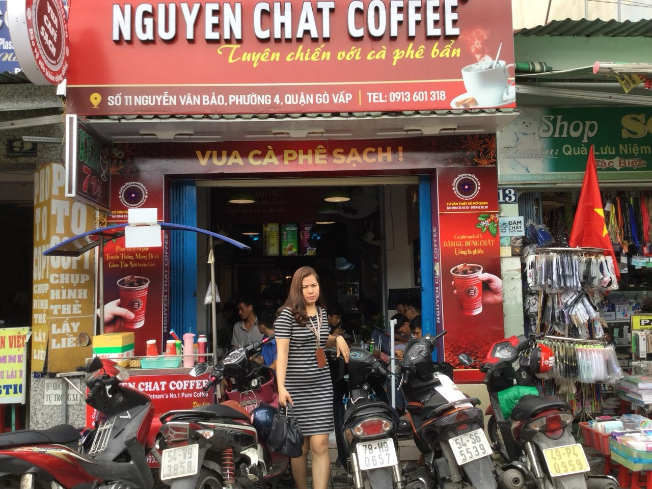 Các thương hiệu cà phê nhượng quyền ở Việt Nam