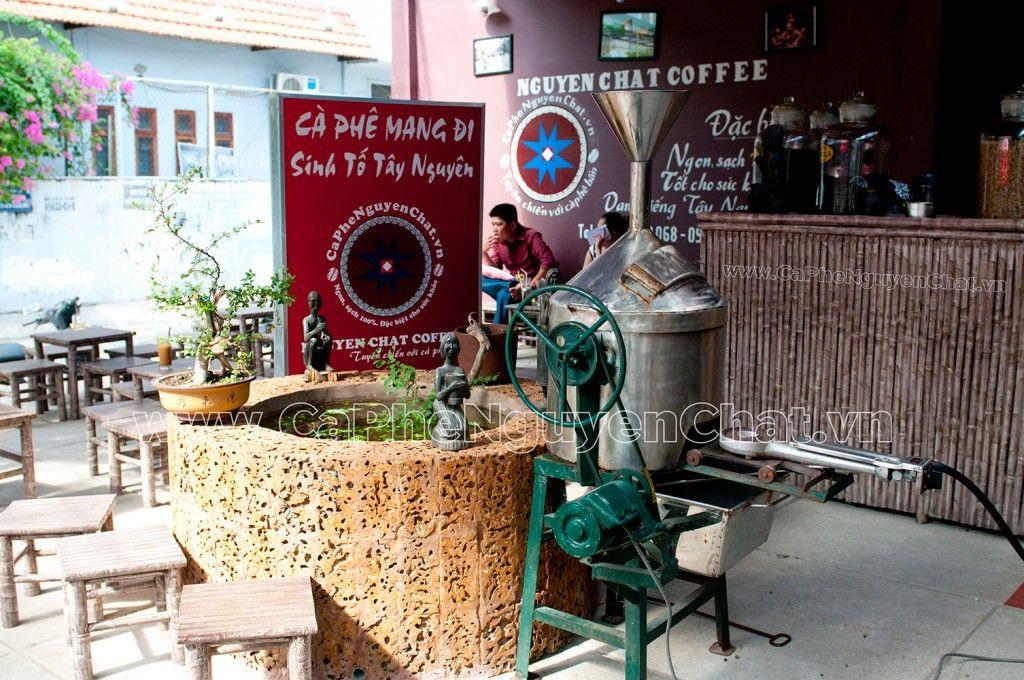 Nhượng quyền cà phê take away mang đi