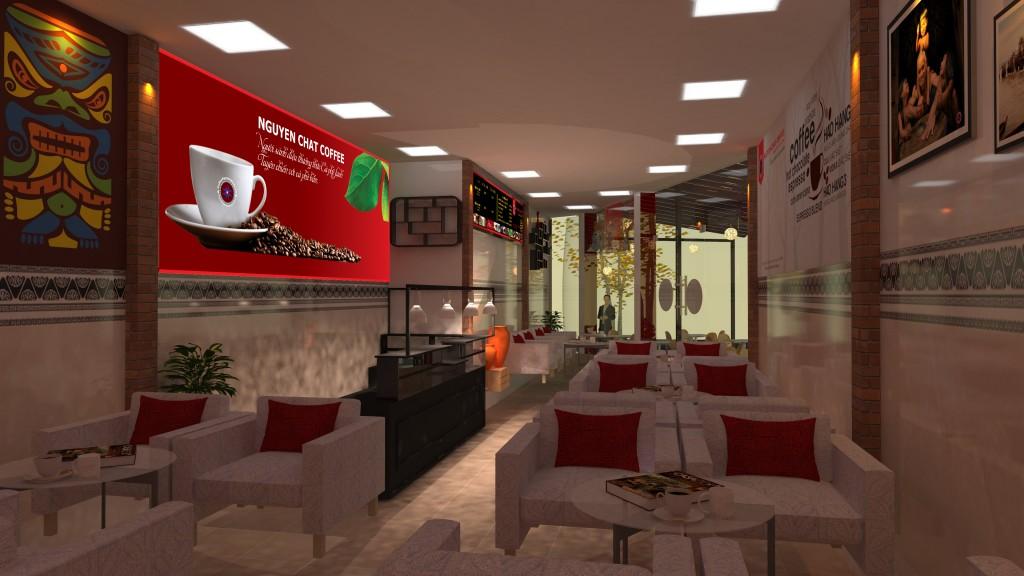 Mô hình kinh doanh cà phê theo concept thu hút được sự chú ý của nhiều khách hàng