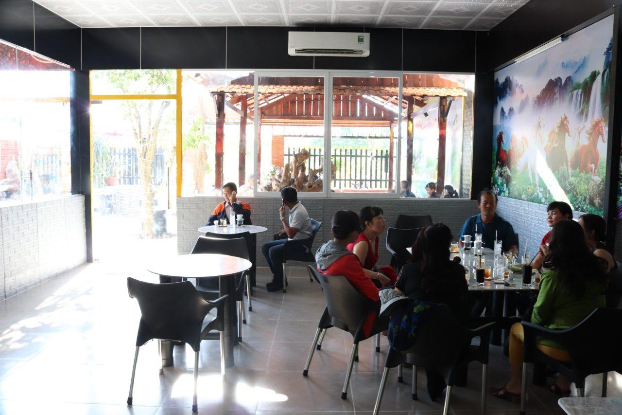 Ý tưởng trang trí quán café sao cho hút khách