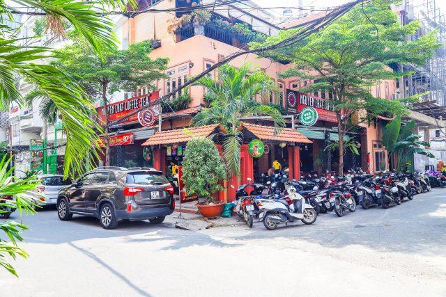 Cafe nhuong quyen