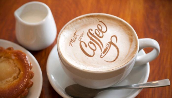 Kháchthích những điểm nhấn nhỏ như thiết kế nghệ thuật trong bọt latte