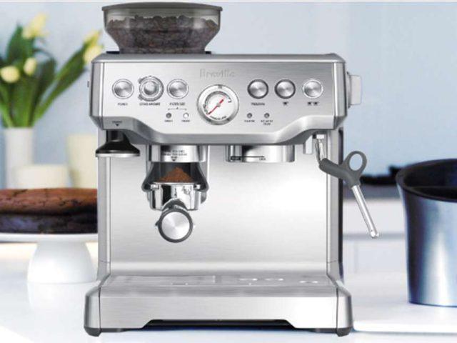 Có nên mua máy pha cafe hay không?