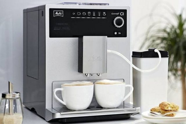Máy pha café là gì?