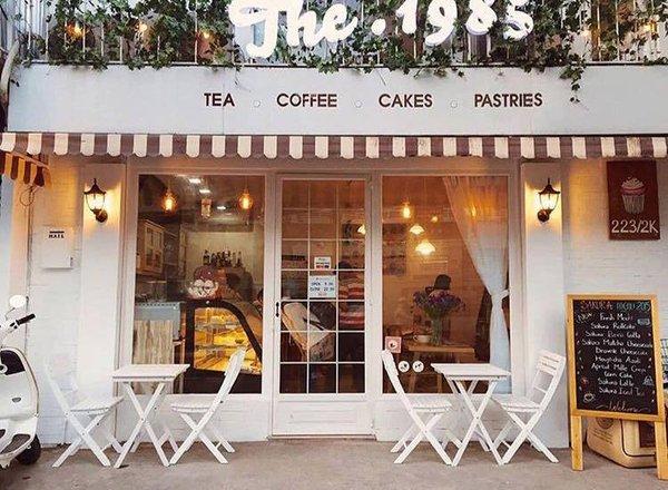 cách trang trí quán café nhỏ đẹp