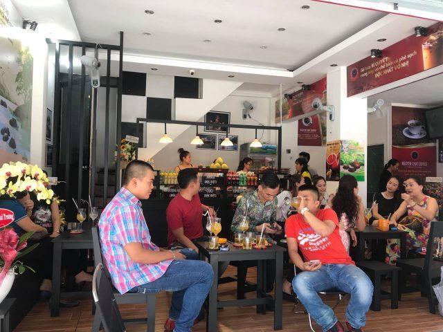 Lợi ích của đối tác mở quán cafe nhượng quyền: