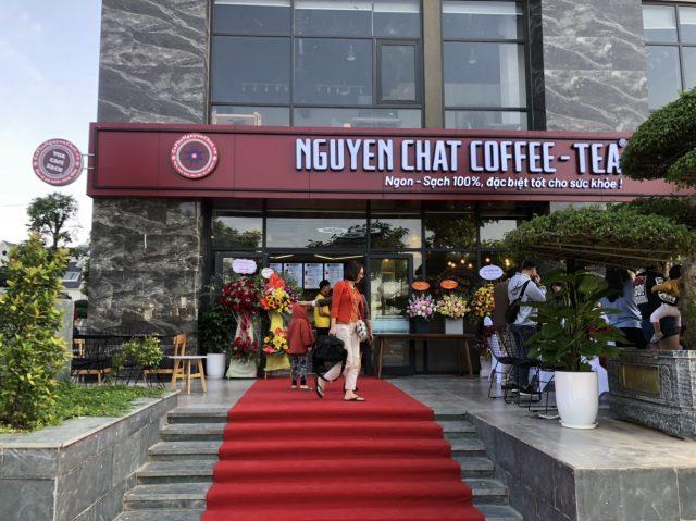 Nguyen Chat Coffee & Tea