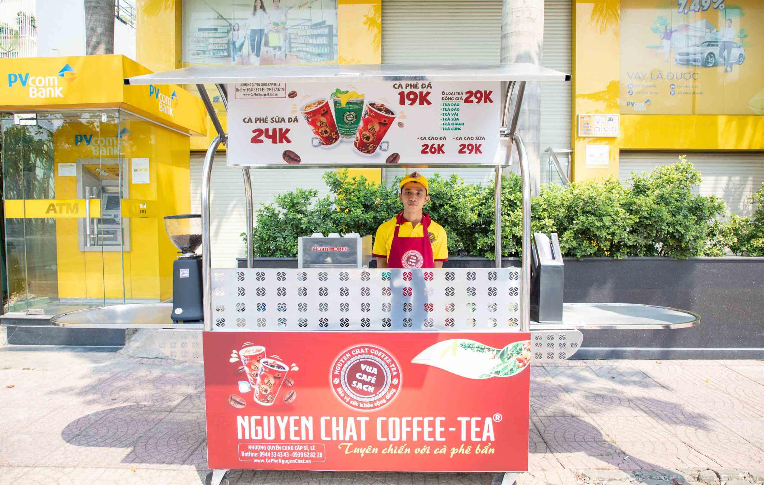 Xe Inox cafe take away